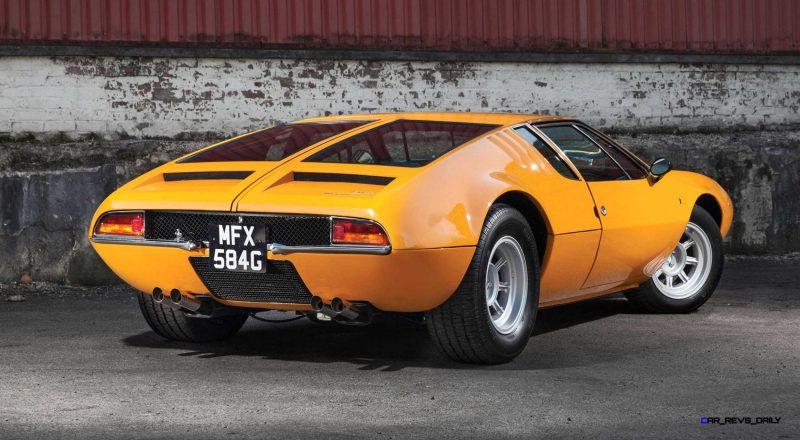 1969 DeTomaso Mangusta by Ghia 2
