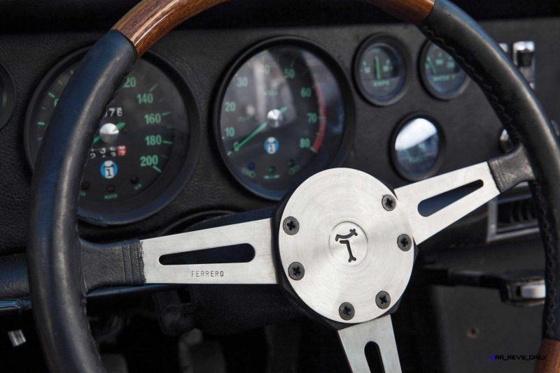 1969 DeTomaso Mangusta by Ghia 4