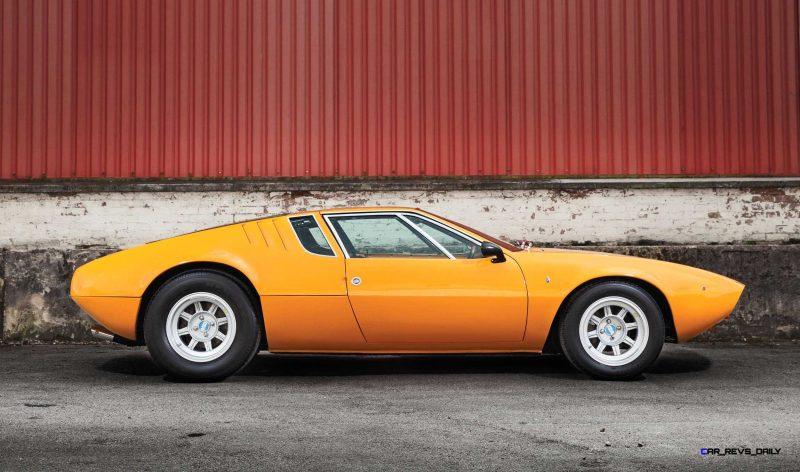 1969 DeTomaso Mangusta by Ghia 5