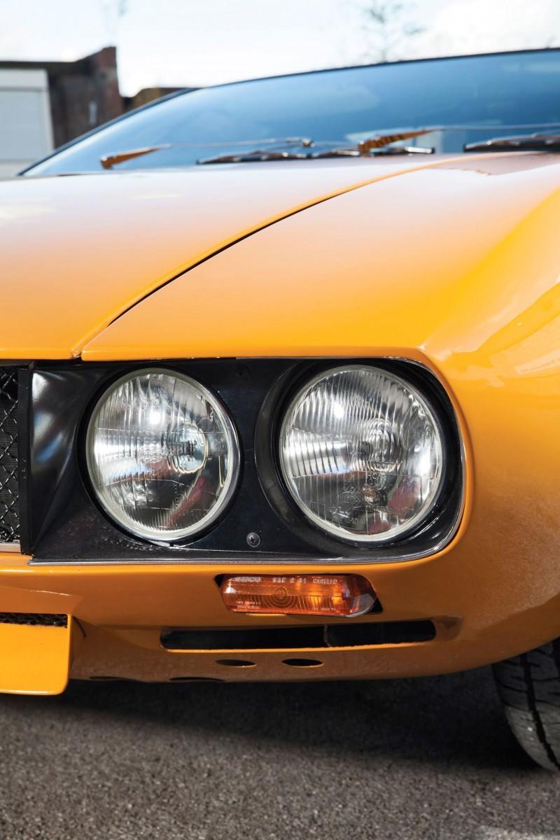 1969 DeTomaso Mangusta by Ghia 9