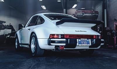 1976 Porsche 911 Turbo 28