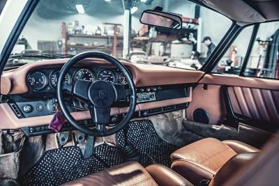 1976 Porsche 911 Turbo 30