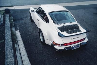 1976 Porsche 911 Turbo 36