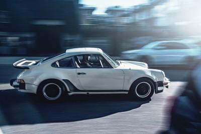 1976 Porsche 911 Turbo 44