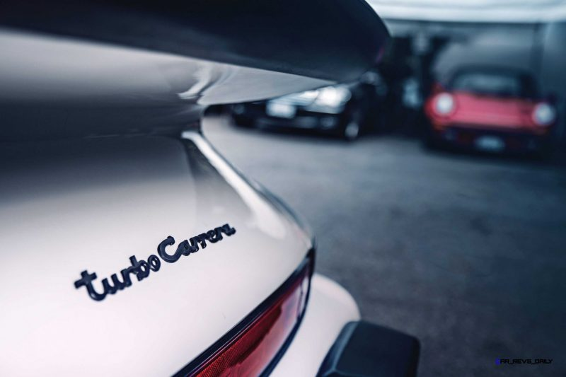 1976 Porsche 911 Turbo 47