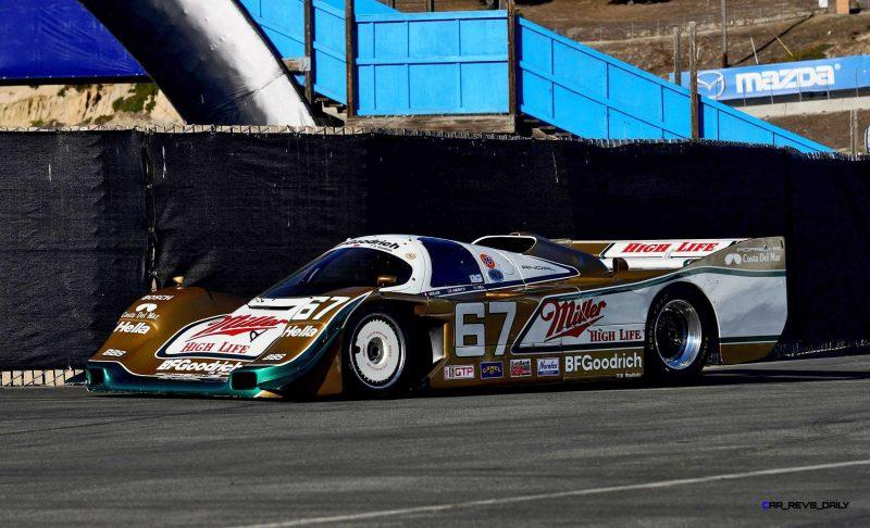 1989 Porsche 962 Miller High Life Racer 1