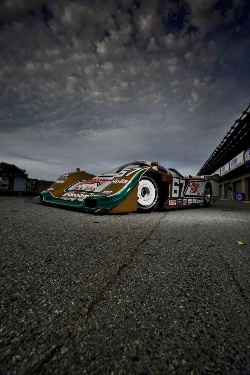 1989 Porsche 962 Miller High Life Racer 29