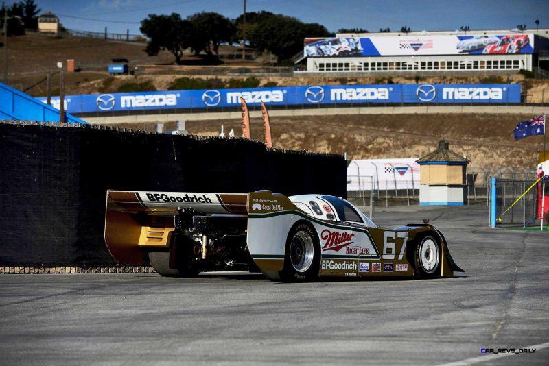 1989 Porsche 962 Miller High Life Racer 3