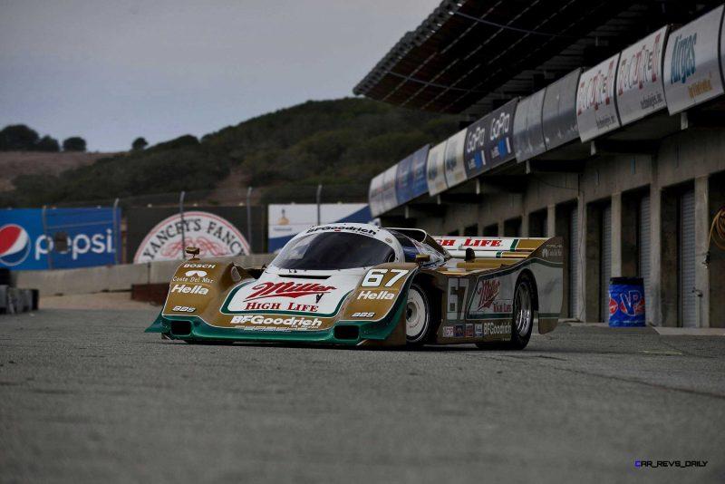 1989 Porsche 962 Miller High Life Racer 30