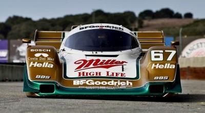 1989 Porsche 962 Miller High Life Racer 33