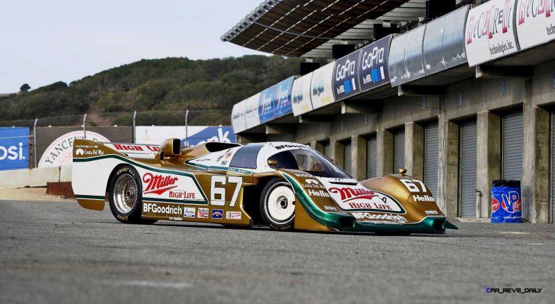 1989 Porsche 962 Miller High Life Racer 34