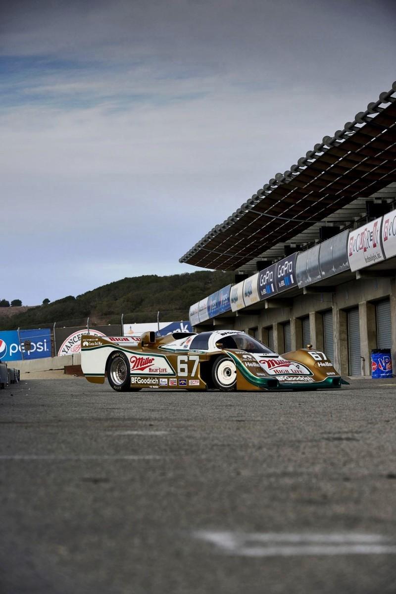 1989 Porsche 962 Miller High Life Racer 35