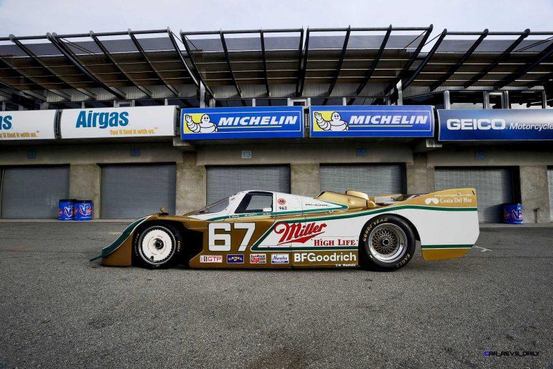 1989 Porsche 962 Miller High Life Racer 37