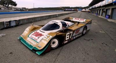 1989 Porsche 962 Miller High Life Racer 46