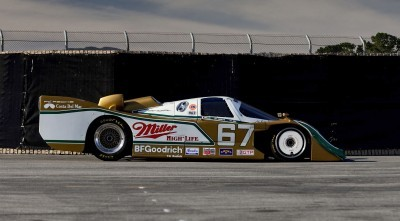 1989 Porsche 962 Miller High Life Racer 65