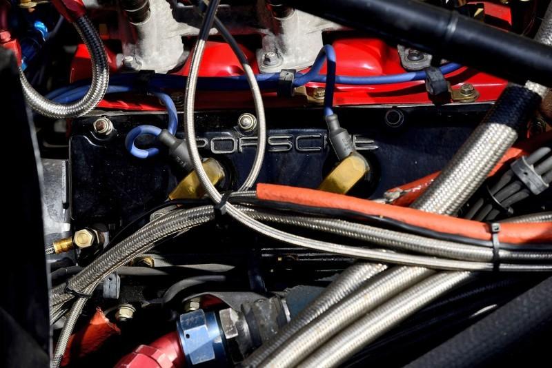 1989 Porsche 962 Miller High Life Racer 69