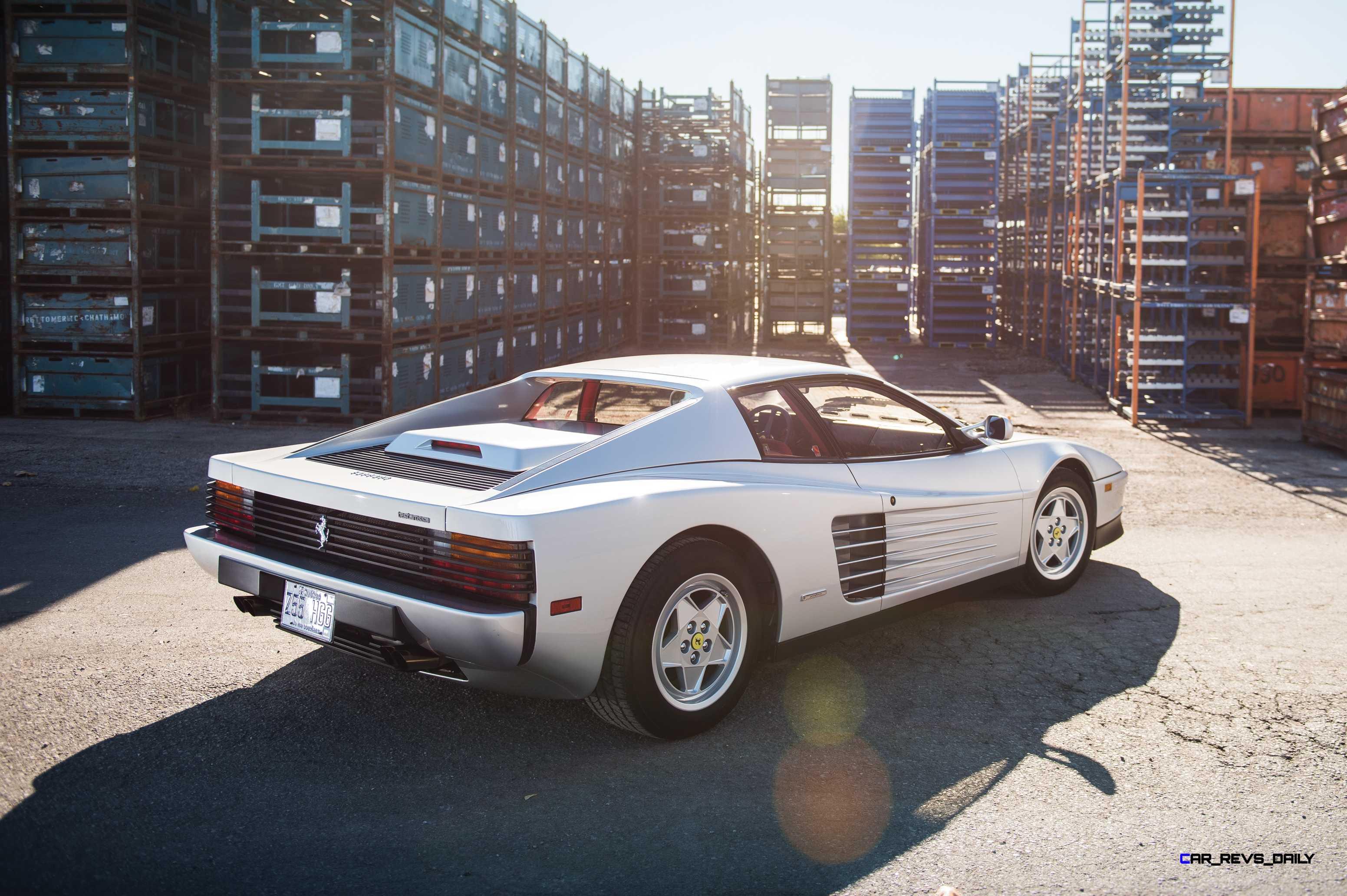 1976 porsche 911 turbo vs 1991 ferrari testarossa supercar face off 1976 porsche 911 turbo vs 1991 ferrari testarossa vanachro Images