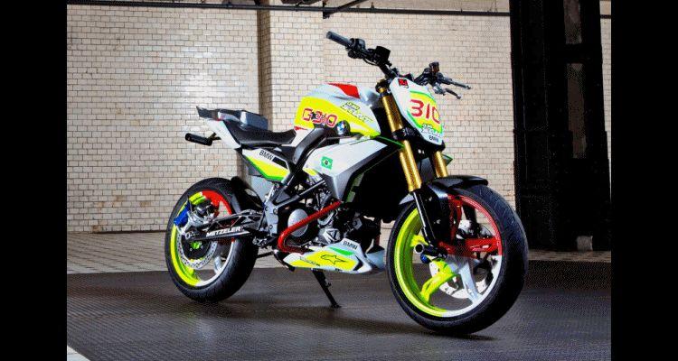 2015 BMW Concept Stunt G 310 Motorcycle 323