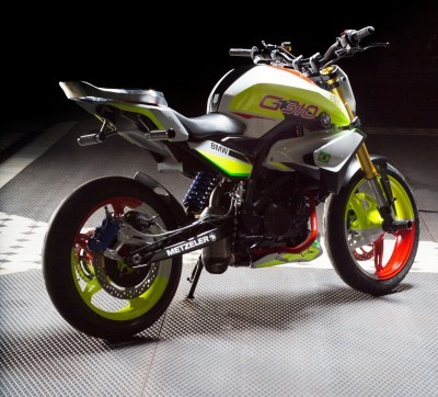2015 BMW Concept Stunt G 310 Motorcycle 33