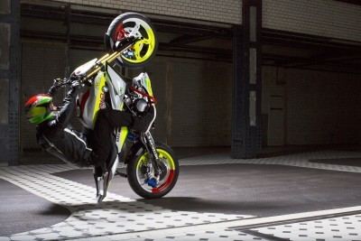 2015 BMW Concept Stunt G 310 Motorcycle 40
