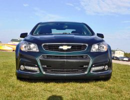 Track Drive Video – 2015 Chevrolet SS 6-Speed is Rare, Special and Features Dual-Mode Exhaust for 2016