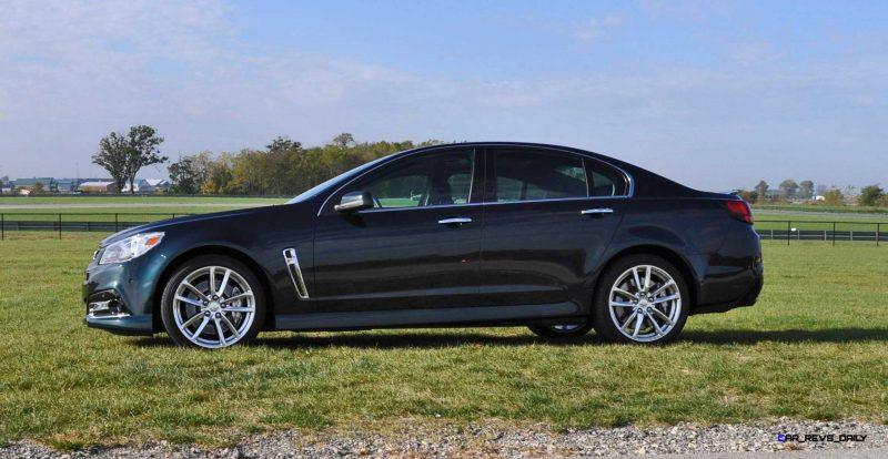 2015 Chevrolet SS Green 12