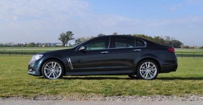 2015 Chevrolet SS Green 13
