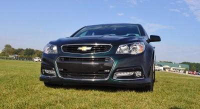 2015 Chevrolet SS Green 3