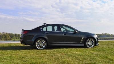 2015 Chevrolet SS Green 35