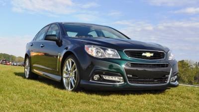 2015 Chevrolet SS Green 42