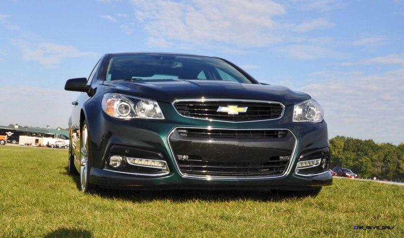 2015 Chevrolet SS Green 44