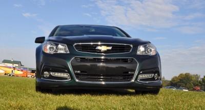 2015 Chevrolet SS Green 45