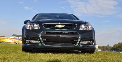 2015 Chevrolet SS Green 46