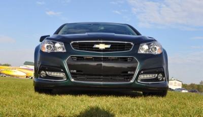 2015 Chevrolet SS Green 47