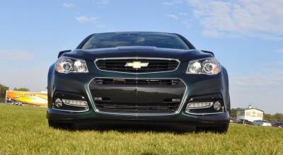 2015 Chevrolet SS Green 48