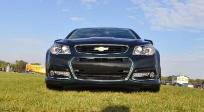2015 Chevrolet SS Green 49
