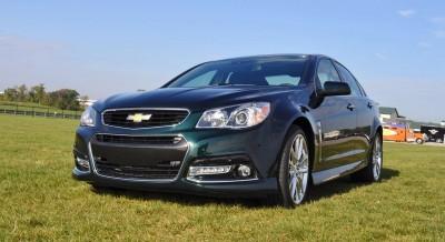 2015 Chevrolet SS Green 5