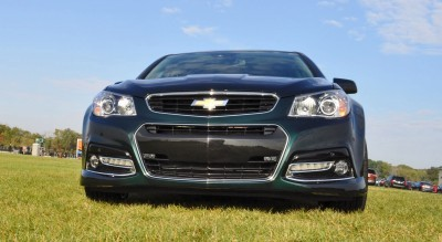 2015 Chevrolet SS Green 51