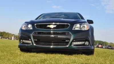 2015 Chevrolet SS Green 52