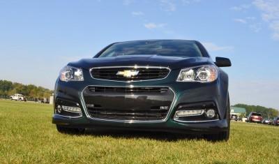2015 Chevrolet SS Green 53