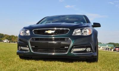 2015 Chevrolet SS Green 54