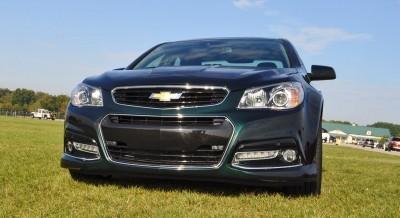 2015 Chevrolet SS Green 55