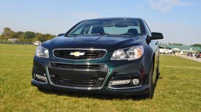 2015 Chevrolet SS Green 57