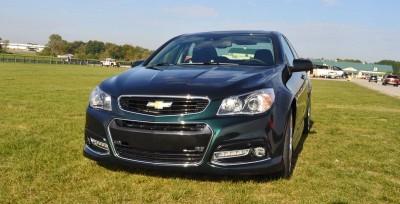 2015 Chevrolet SS Green 58