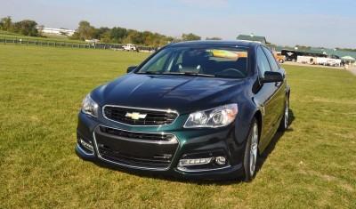 2015 Chevrolet SS Green 59
