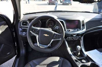 2015 Chevrolet SS Green 62
