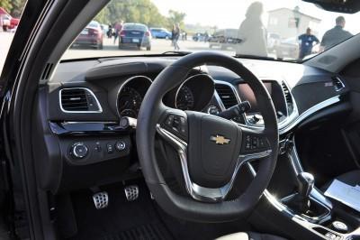 2015 Chevrolet SS Green 64