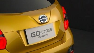 2015 DATSUN Go-Cross Concept 26