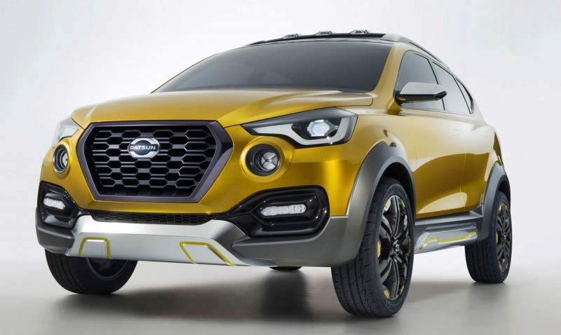 2015 DATSUN Go-Cross Concept 33 copy