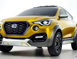 2015 DATSUN Go-Cross Concept Previews High-Ride, Low-Price Future Crossover